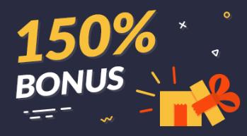 Mr Bet 150% Bonus